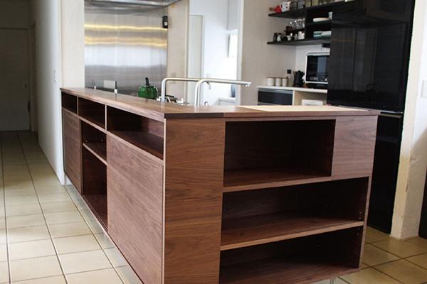 造作キッチンカウンターで日々の暮らしをより豊かに